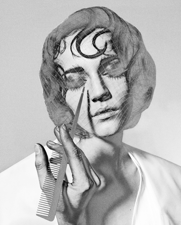 STELLA VON SENGER – HAIR & MAKE-UP ARTIST The Surreal Metamorphosis
