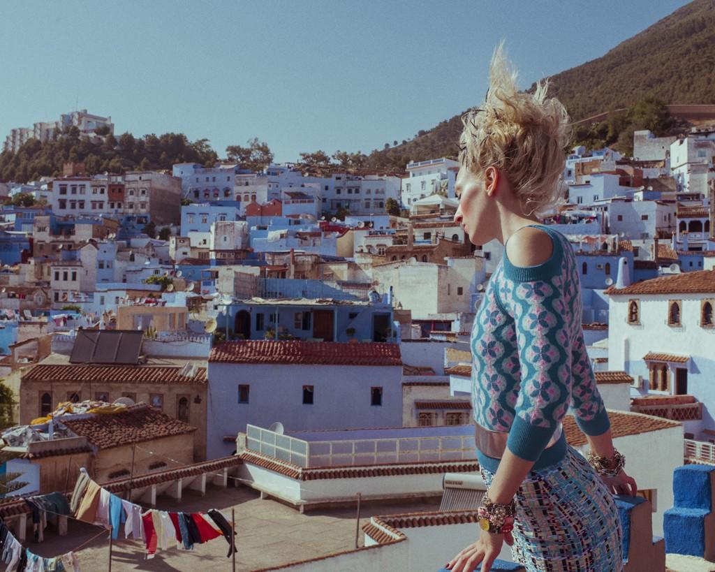 STELLA VON SENGER – HAIR & MAKE-UP ARTIST Conde Nast Traveller UK