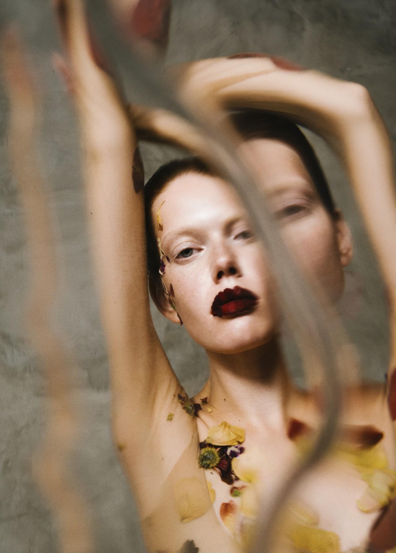 STELLA VON SENGER – HAIR & MAKE-UP ARTIST LEICA S MAGAZINE