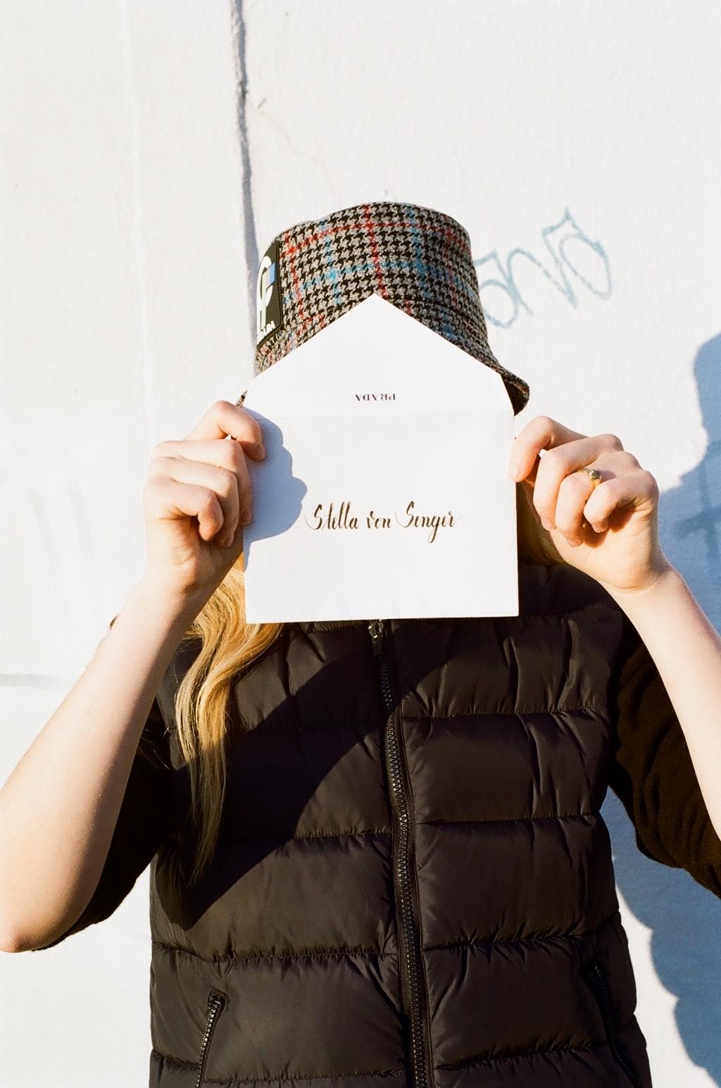 STELLA VON SENGER – HAIR & MAKE-UP ARTIST Prada x Stella von Senger