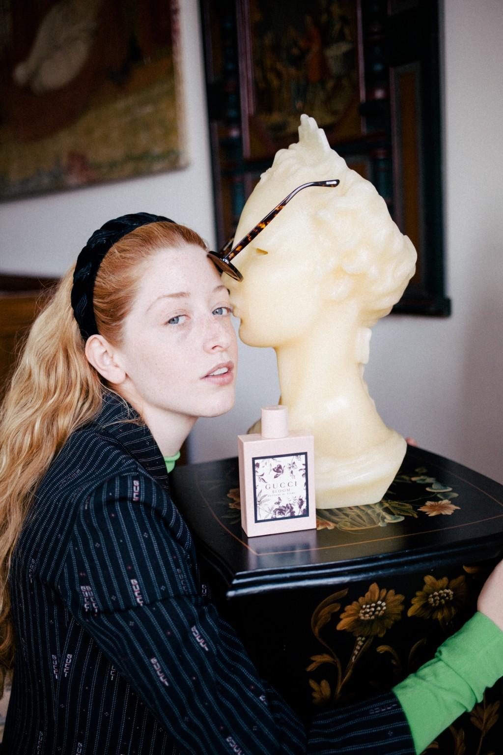 STELLA VON SENGER – HAIR & MAKE-UP ARTIST Gucci x Stella von Senger